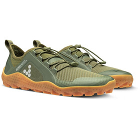 Vivobarefoot Primus Trail Soft Ground Shoes Women olive